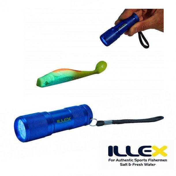 Illex UV Lygte