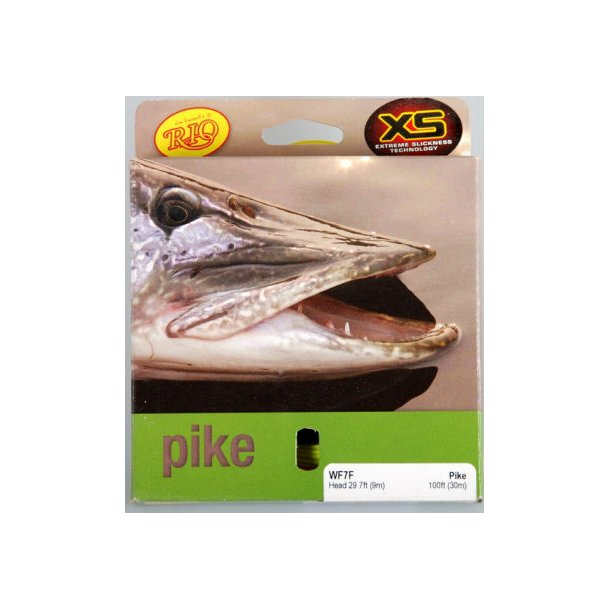 Rio Pike XS (Scandinavian)