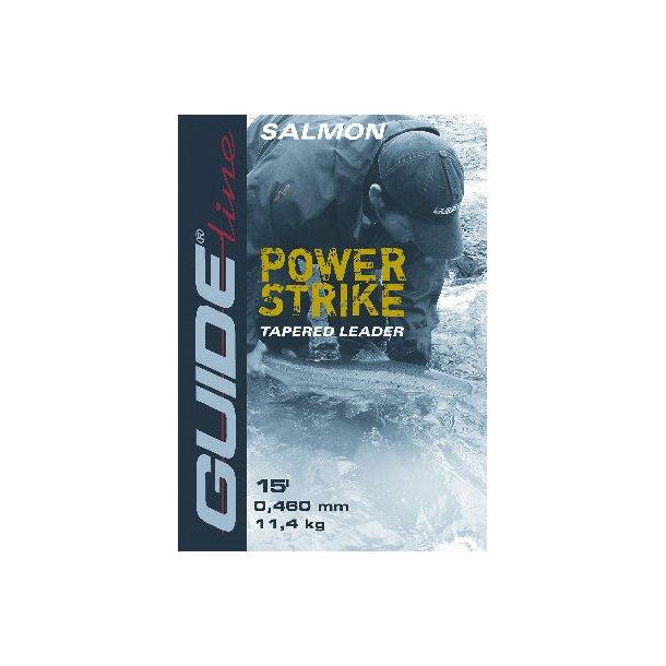 Guideline Power Strike Salmon Leaders 15'