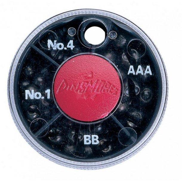 Dinsmore splithagl dispenser (4 varianter)