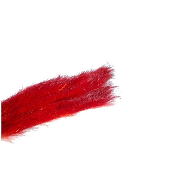 Kaninstrips 3mm - Red