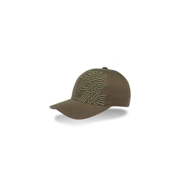 Guideline Bamboo cap - Flexfit str. S/ M - grøn