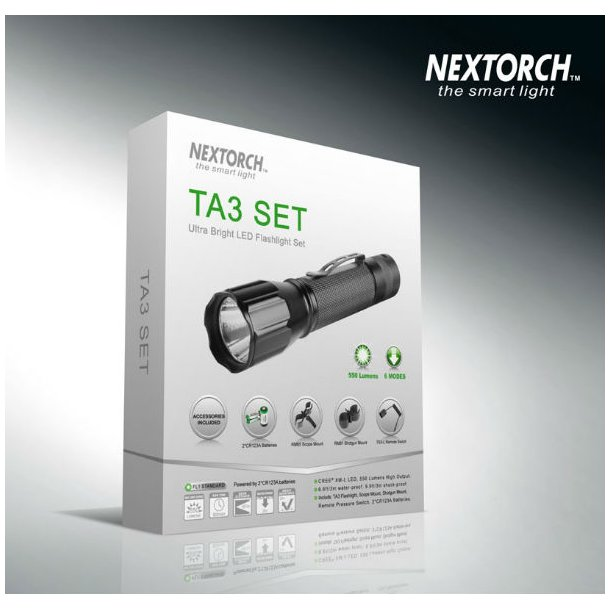 NexTorch TA3 hunting kit