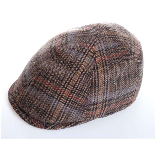 Six-Pence Wool Check