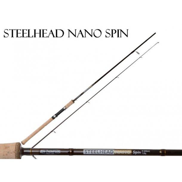 Ron Thompson Steelhead Nano Spin med Okuma Fina Pro FP Hjul